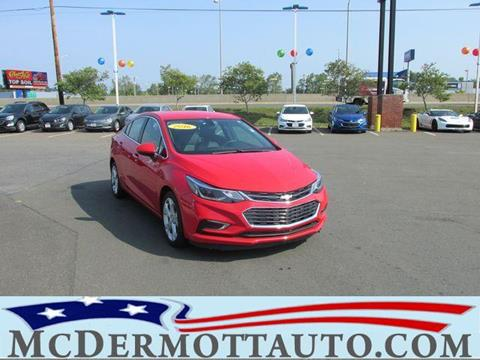 2016 Chevrolet Cruze for sale in East Haven, CT