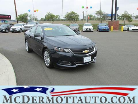 2016 Chevrolet Impala for sale in East Haven, CT