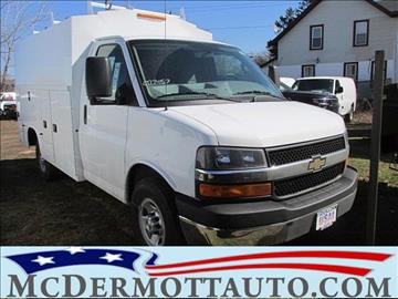 2017 Chevrolet Express Cutaway for sale in East Haven, CT