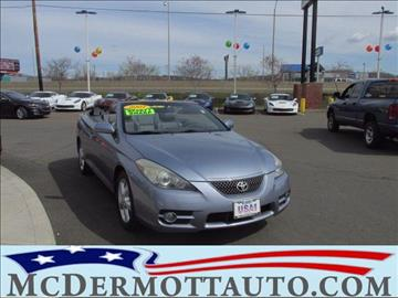 2007 Toyota Camry Solara for sale in East Haven, CT