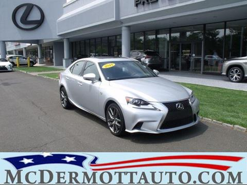 2014 Lexus IS 350 for sale in East Haven, CT