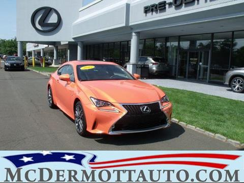 2015 Lexus RC 350 for sale in East Haven, CT