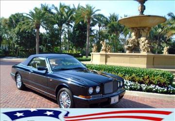 2000 Bentley Azure for sale in East Haven, CT