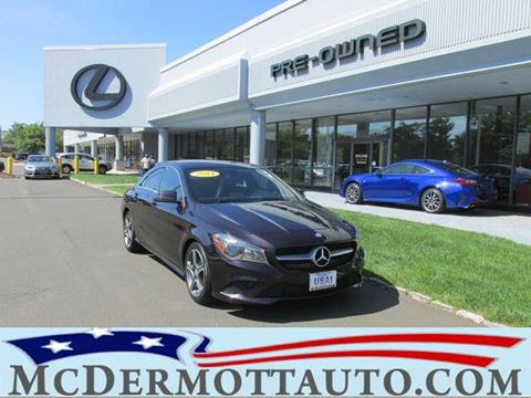 2014 Mercedes-Benz CLA for sale in East Haven, CT