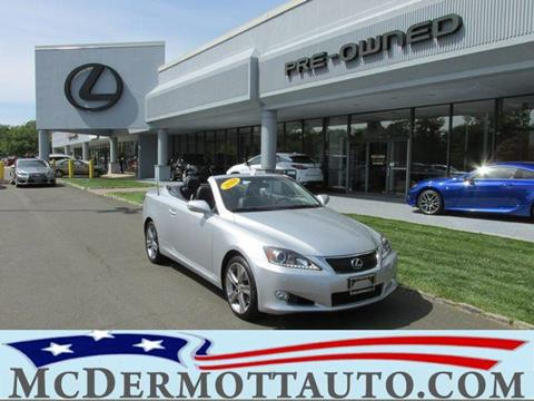 2014 Lexus IS 250C for sale in East Haven, CT