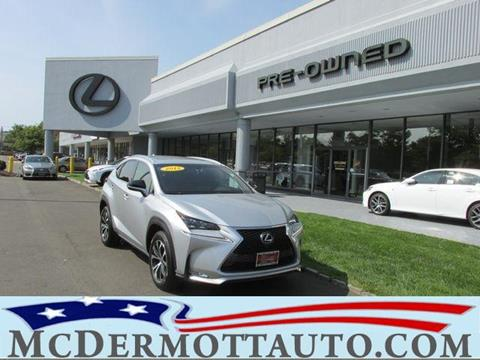 2015 Lexus NX 200t for sale in East Haven, CT