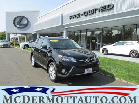 2014 Toyota RAV4 for sale in East Haven, CT