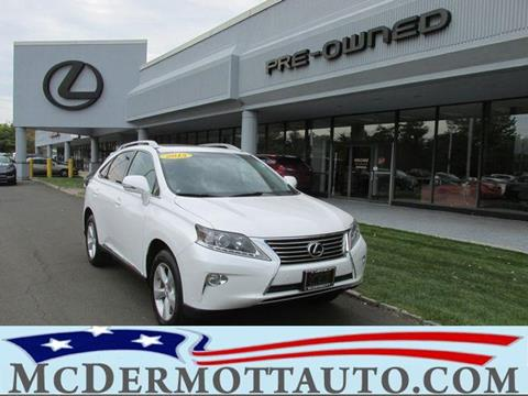 2013 Lexus RX 350 for sale in East Haven CT