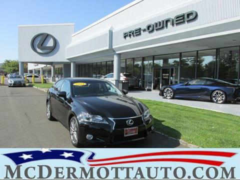 2014 Lexus GS 350 for sale in East Haven CT