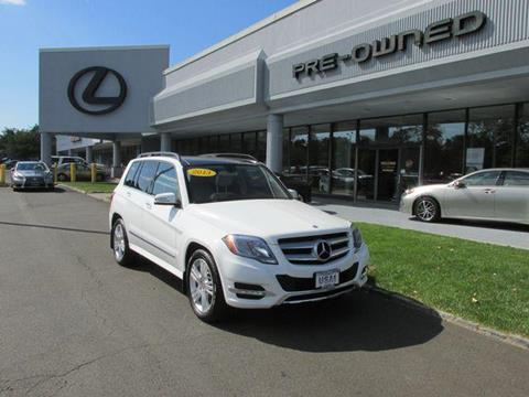 2013 Mercedes-Benz GLK for sale in East Haven CT