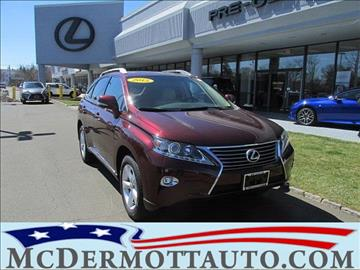 2015 Lexus RX 350 for sale in East Haven, CT
