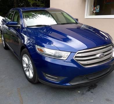 2013 Ford Taurus for sale in Roswell, GA