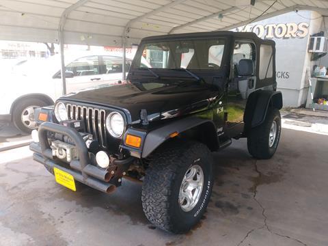 2004 Jeep Wrangler for sale in Houston, TX
