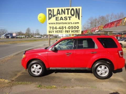 used 2009 ford escape for sale in north carolina. Black Bedroom Furniture Sets. Home Design Ideas