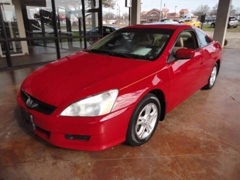 2007 Honda Accord for sale at Blanton Cars in Shelby NC