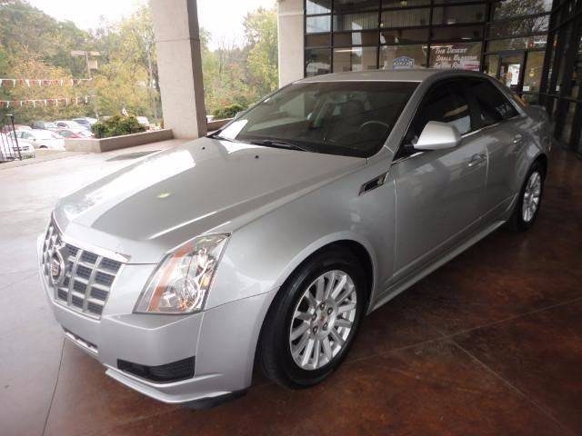 2013 Cadillac CTS 3.0L Luxury In Shelby NC - Blanton Cars