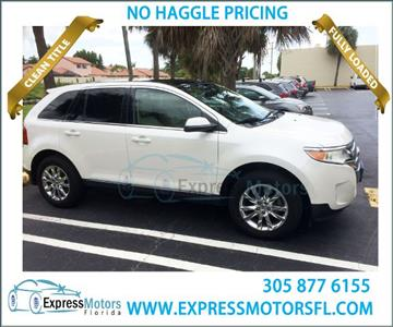 2011 Ford Edge for sale in Hialeah, FL