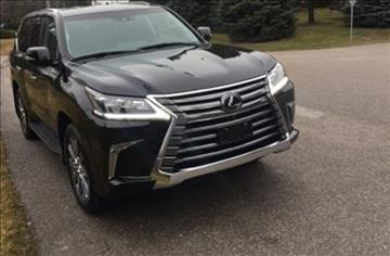2016 Lexus LX 570 for sale in Hialeah, FL