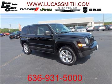 2012 Jeep Patriot for sale in Festus, MO