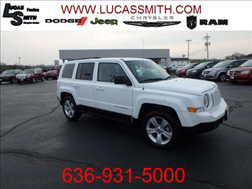 2016 Jeep Patriot for sale in Festus, MO