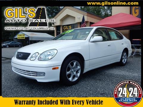 2003 Lexus GS 300 for sale in Columbus, GA