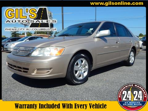 2002 Toyota Avalon for sale in Columbus, GA