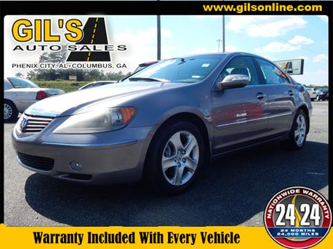 2007 Acura RL for sale in Columbus, GA