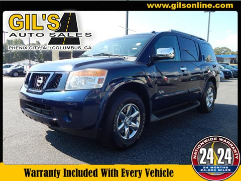 2009 Nissan Armada for sale in Columbus, GA