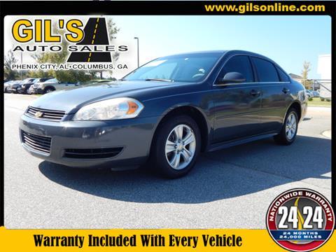 2011 Chevrolet Impala for sale in Columbus, GA