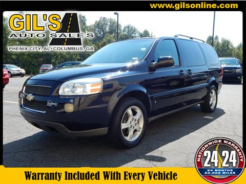 2006 Chevrolet Uplander for sale in Columbus, GA