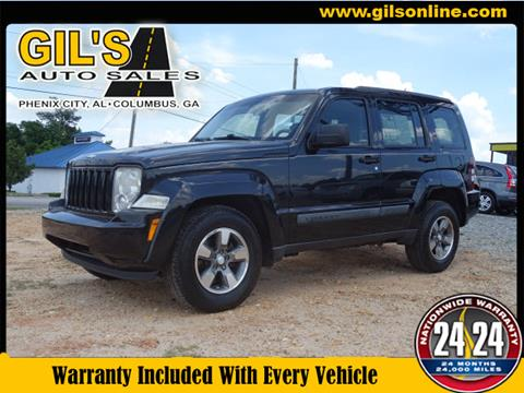 2008 Jeep Liberty for sale in Columbus, GA