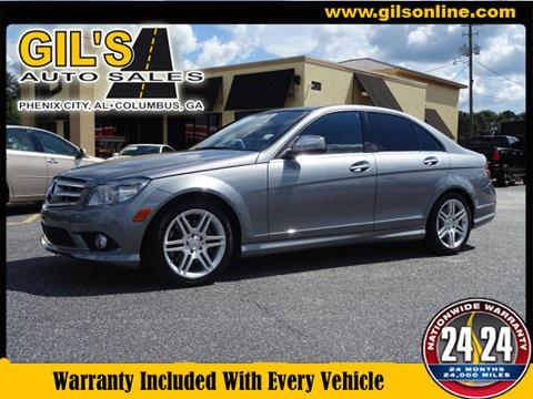 Charming 2008 Mercedes Benz C Class For Sale In Columbus, GA