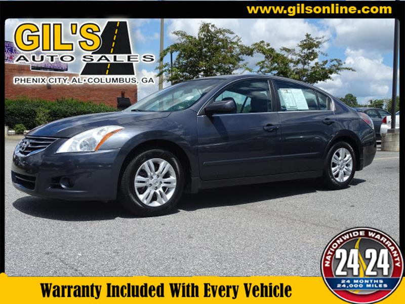 2012 Nissan Altima For Sale At GILu0027S AUTO SALES In Columbus GA