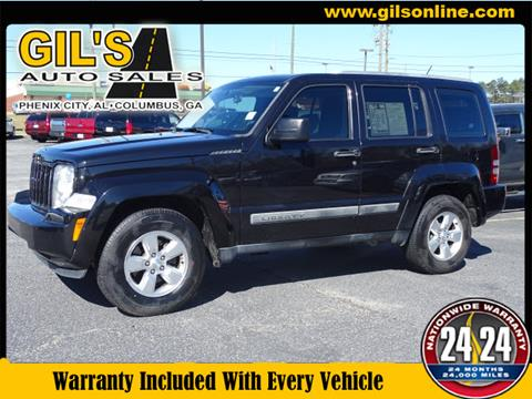 2012 Jeep Liberty for sale in Columbus, GA