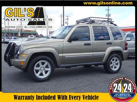 2007 Jeep Liberty for sale in Columbus, GA