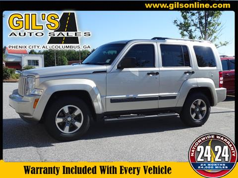 2008 Jeep Liberty for sale in Columbus, GA
