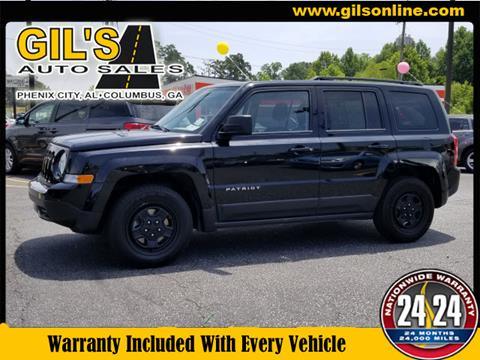 2017 Jeep Patriot for sale in Columbus, GA