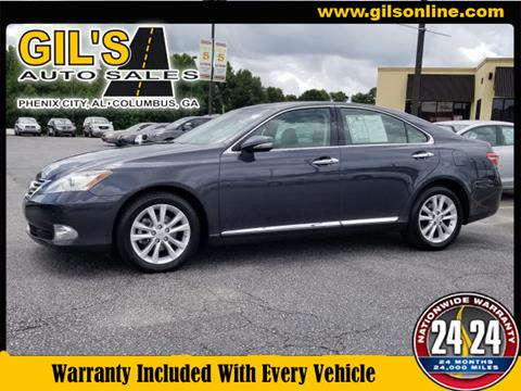 Lexus Columbus Ga >> 2010 Lexus Es 350 For Sale In Columbus Ga