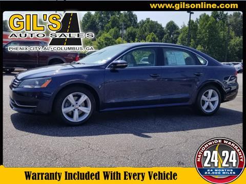 2012 Volkswagen Passat for sale in Columbus, GA