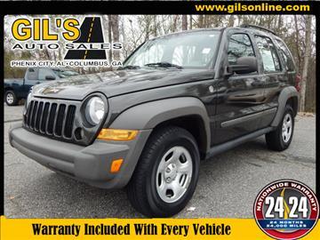 2006 Jeep Liberty for sale in Columbus, GA