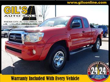 2005 Toyota Tacoma for sale in Columbus, GA
