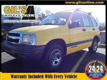 2003 Chevrolet Tracker for sale in Columbus, GA