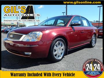2007 Ford Five Hundred for sale in Columbus, GA