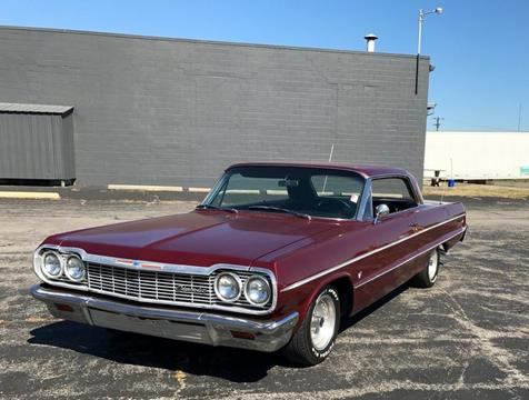 1964 Chevrolet Impala for sale in Dayton, OH