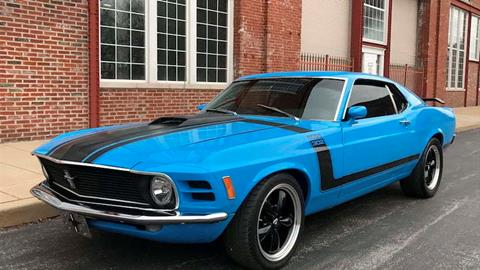 1970 ford mustang for sale in ohio. Black Bedroom Furniture Sets. Home Design Ideas