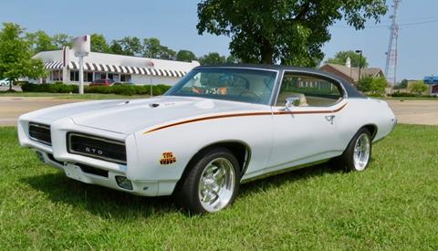 1969 Pontiac GTO for sale in Dayton, OH