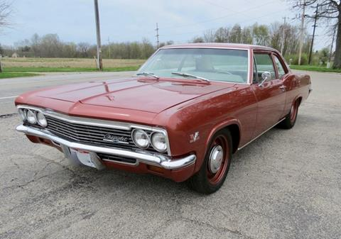 1966 Chevrolet Biscayne for sale in Dayton, OH