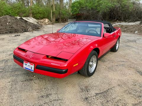 1989 Pontiac Firebird for sale in Dayton, OH