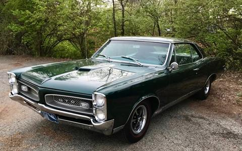 1967 Pontiac GTO for sale in Dayton, OH