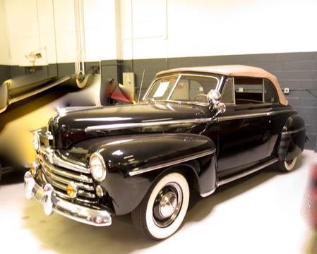 1948 Ford Super Deluxe for sale in Dayton, OH
